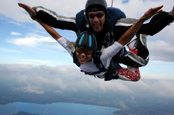 Tandem Skydiving Toronto Ontario