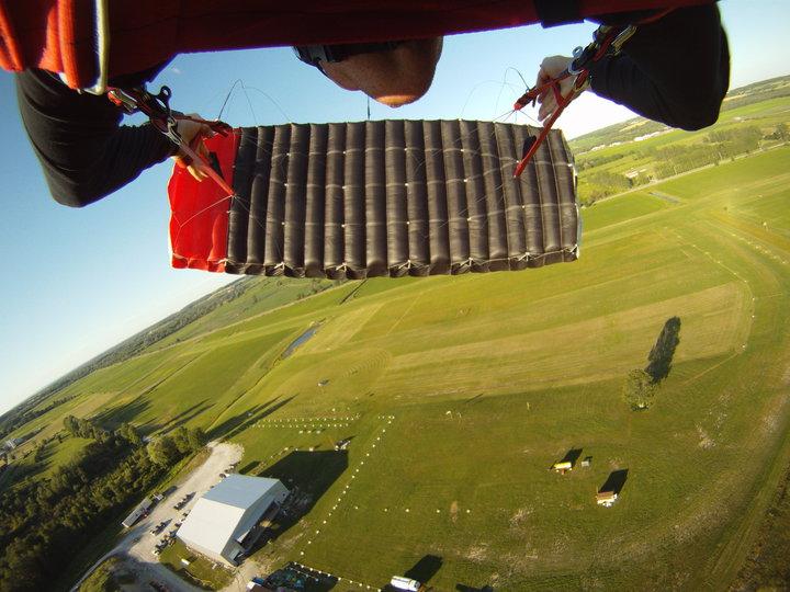 High Performance Parachute