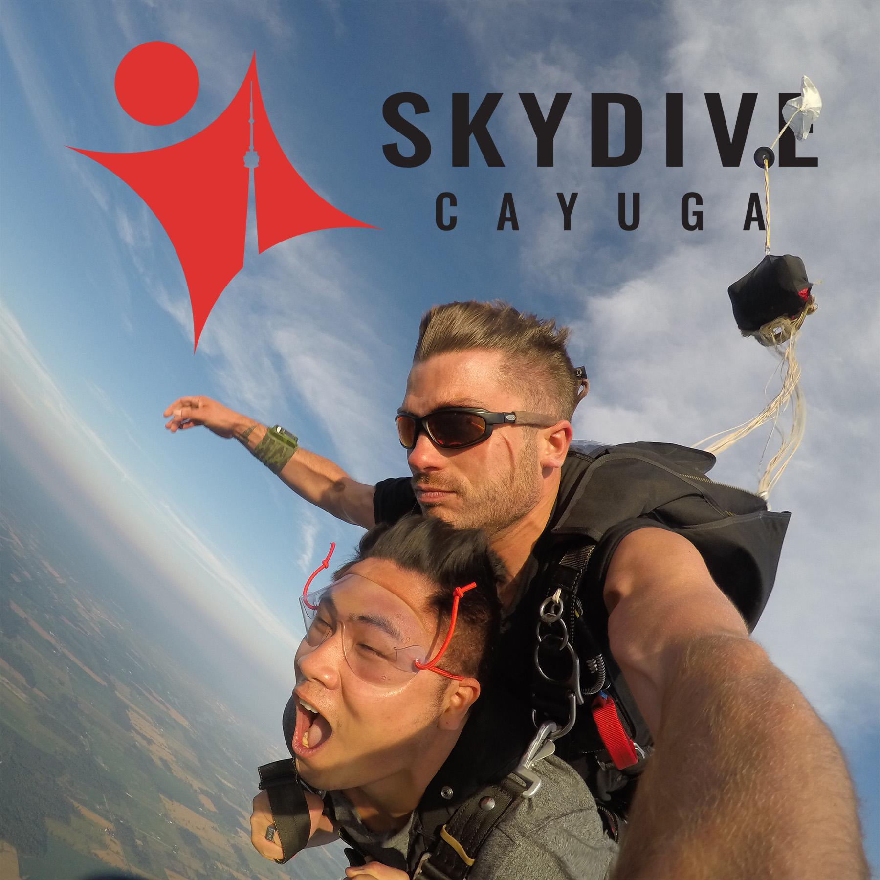 Instagram Skydive Ontario