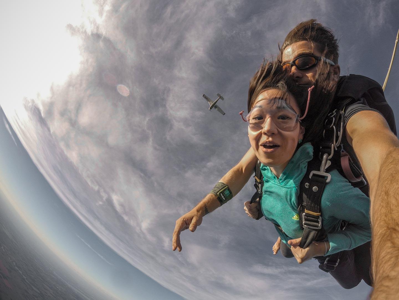 Skydive Ontario Tandem Skydive